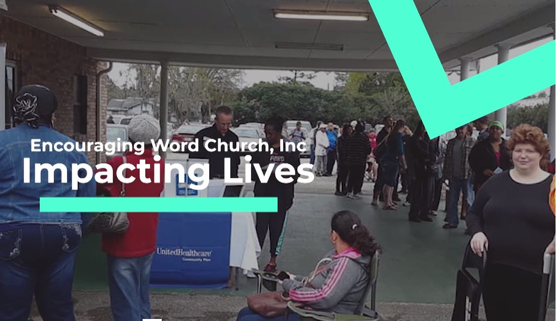 Outreach Ministry Video Commercial